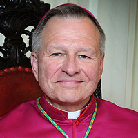 Photo of Archbishop Gregory Michael Aymond