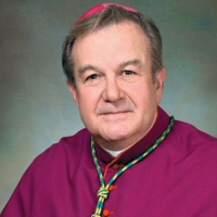Photo of Bishop Roger Morin
